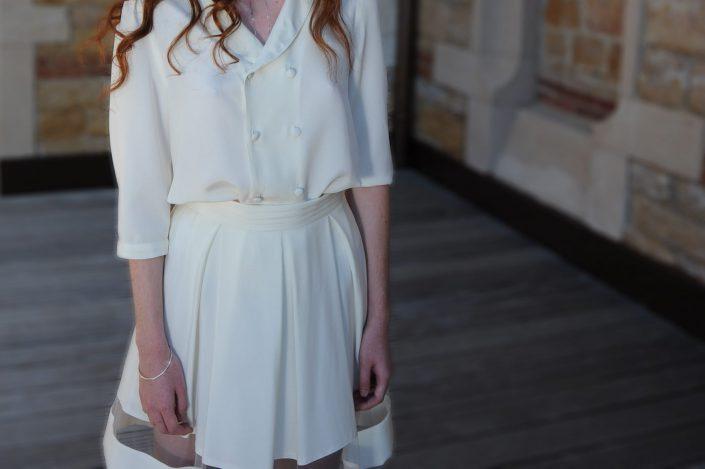 Robe de mariée Camille Isabella Boutin