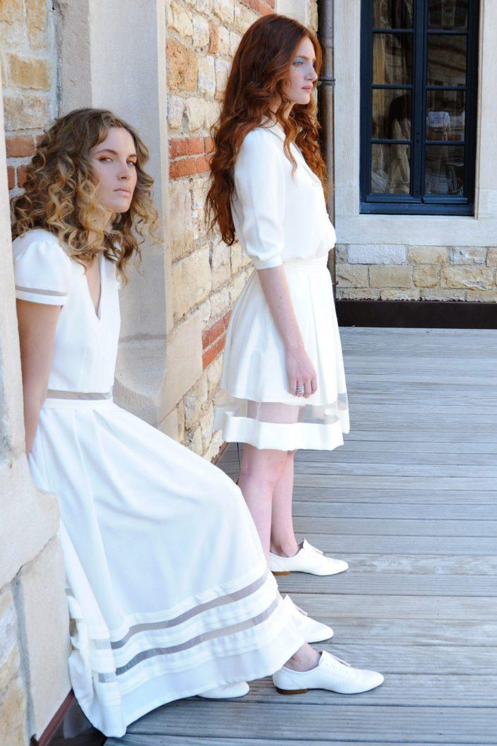 Robe de mariée Emilie Isabella Boutin