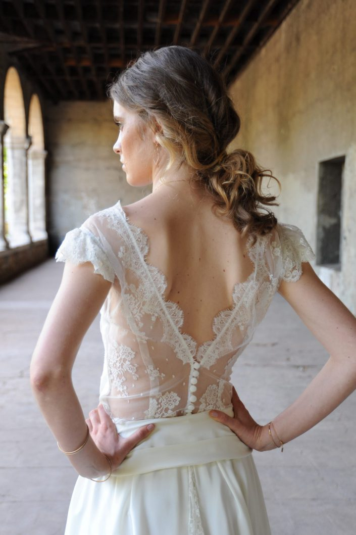 Robe de mariée Mélanie Isabella Boutin