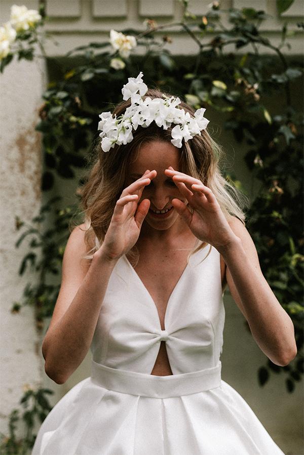 robe de mariee audrey face shy