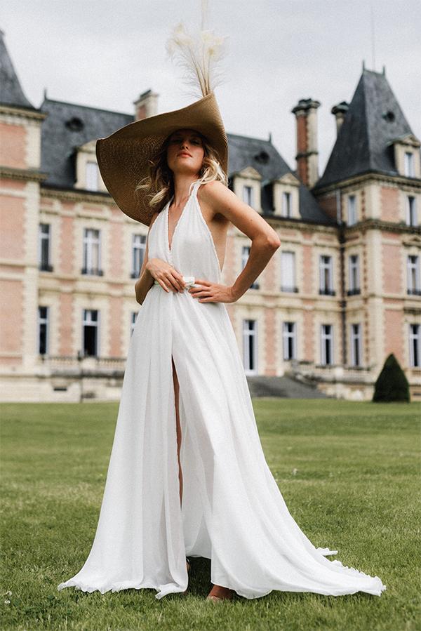 robe de mariee grace face