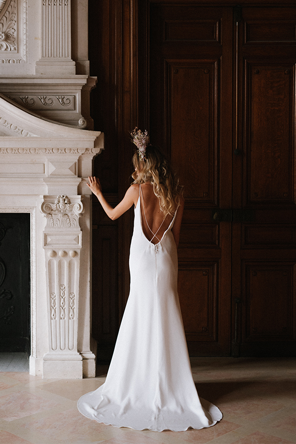 robe de mariee kate dos