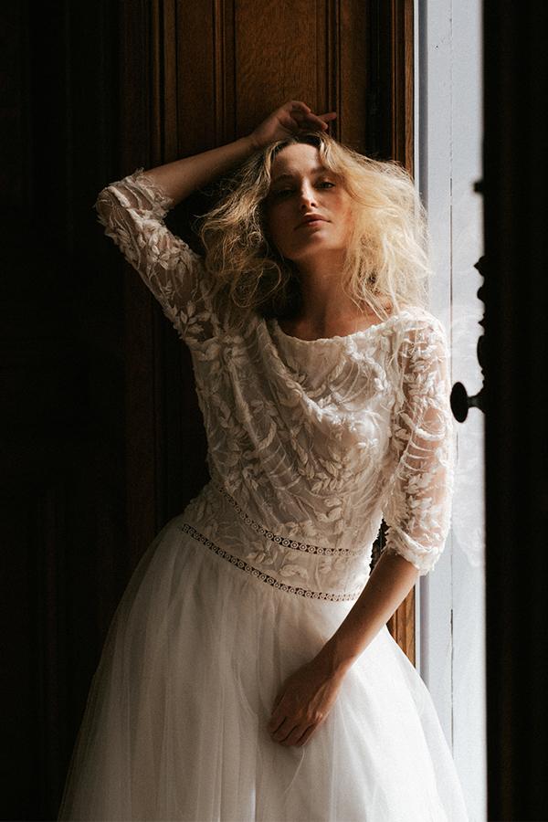 robe de mariee lorene haut